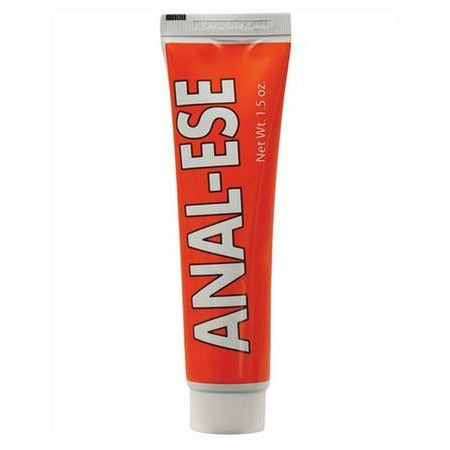 Anal Ease Cream Cherry 1.5oz
