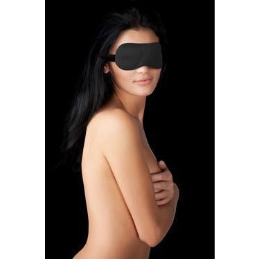 Cury Eyemask for Naughty Pleasure - Black