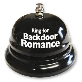 Ring for Backdoor Romance Table Bell
