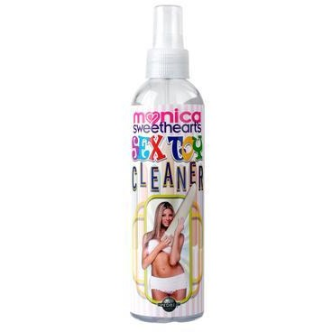 Monica Sweetheart's Sex Toy Cleaner - 4 oz.