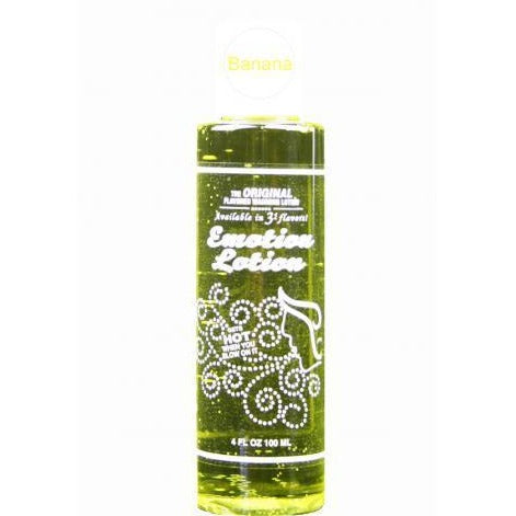 Banana Emotion Lotion - 4 oz.