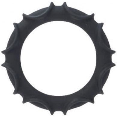 Adonis Silicone Ring Atlas - Black