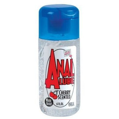 Anal Lube 6 oz. - Cherry