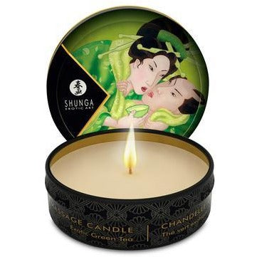 Mini Massage Candle - Zenitude - Exotic Green Tea  - 1 Fl. Oz.
