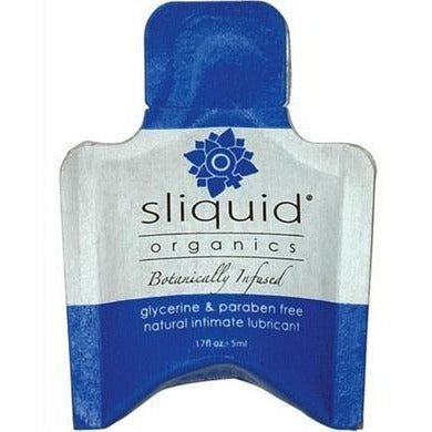 Sliquid Organics - Natural - Pillow Pack