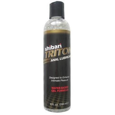 Triton Anal Lubricant Water- Based Gel - 8 Fl. Oz. - 240 Ml