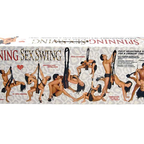 Wild s.e.x Collection Spinning Sex Swing Ts1452-7