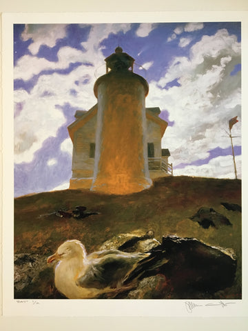 Comet by Jamie Wyeth