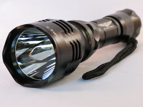 Fury 3, The most powerful red led flashlight for Night Hunting