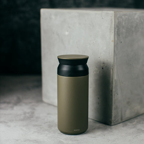 Kinto termoska khaki | 350ml