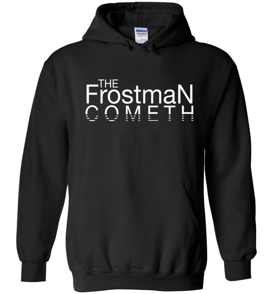 The Frostman Cometh - Heavy Blend Hoodie