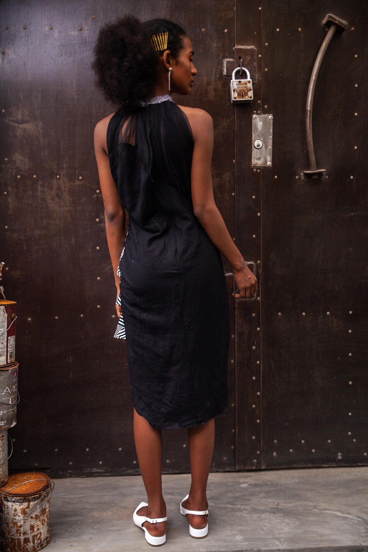 CXV Dress - Nola Black