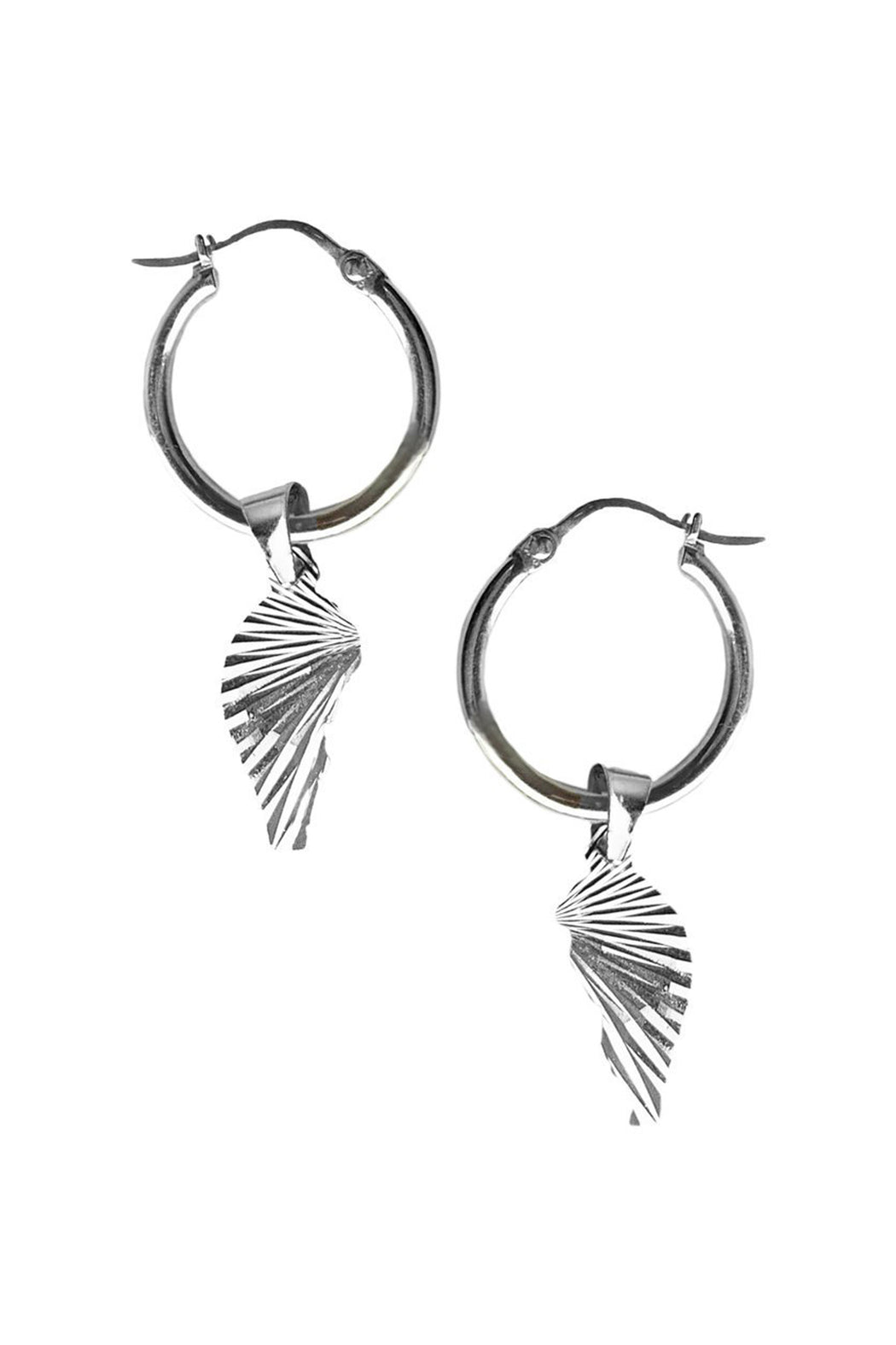 Come Undone Charm Earrings
