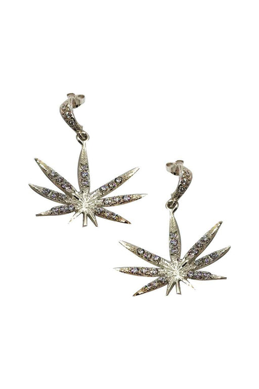 Cannabis Earrings