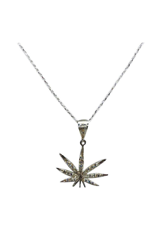 Cannabis Necklace