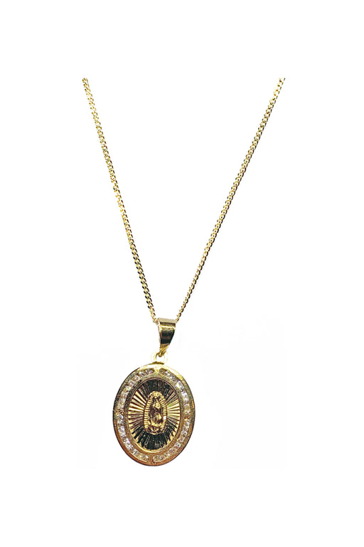 Jackpot Mary Necklace