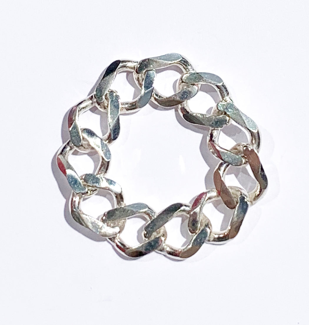 Barbada Chain Ring