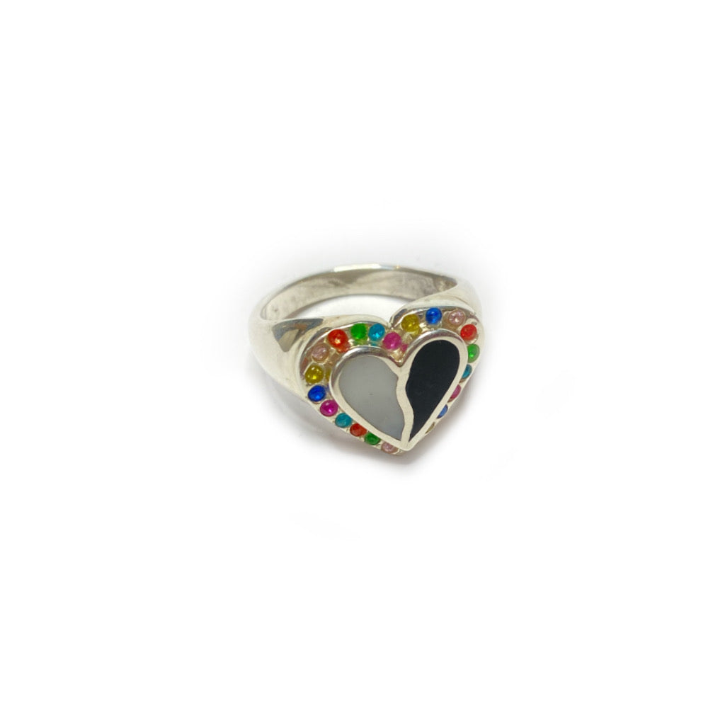 YIN YANG COLORFUL RING