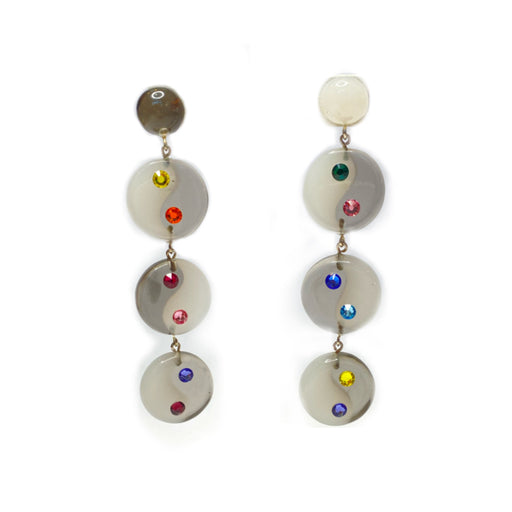 EL YIN DE TU YANG DROP EARRINGS