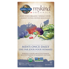 Garden of Life, Men's Once Daily (30 Vegan Tablets)