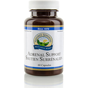 Nature's Sunshine Products, Adrenal Support (60 Capsules)