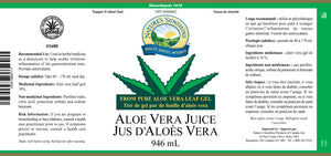 Nature's Sunshine Products, Aloe Vera Juice ( 946 mL)
