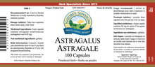 Nature's Sunshine Products, Astragalus (100 Capsules)