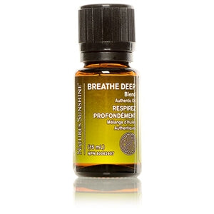 Nature's Sunshine Products, Essential Oil, BREATHE DEEP Blend (15 ml)