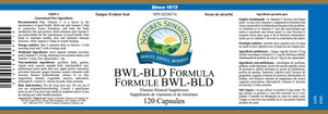 Nature's Sunshine Products, BWL-BLD (120 Capsules)