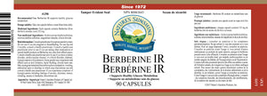 Nature's Sunshine Products, Berberine IR™ (90 Capsules)