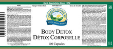 Nature's Sunshine Products, Body Detox (100 Capsules)