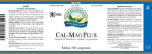 Nature's Sunshine Products, Cal-Mag Plus vitamin D & Phosphorus (180 Tablets)