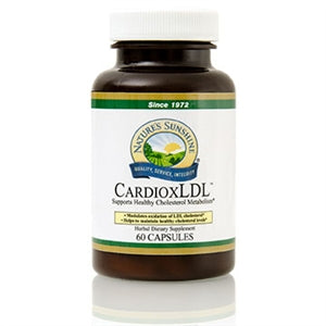 Nature's Sunshine Products, CardioxLDL (60 Capsules)