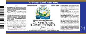 Nature's Sunshine Products, Catnip & Fennel Extract (59 ml)
