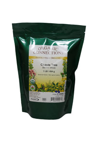 Organic Connections, Chaste Tree Berries, Whole, Organic (1 lb)