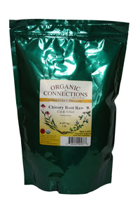 Organic Connections, Chicory Root, Cut and Sifted, Organic (1 lb)