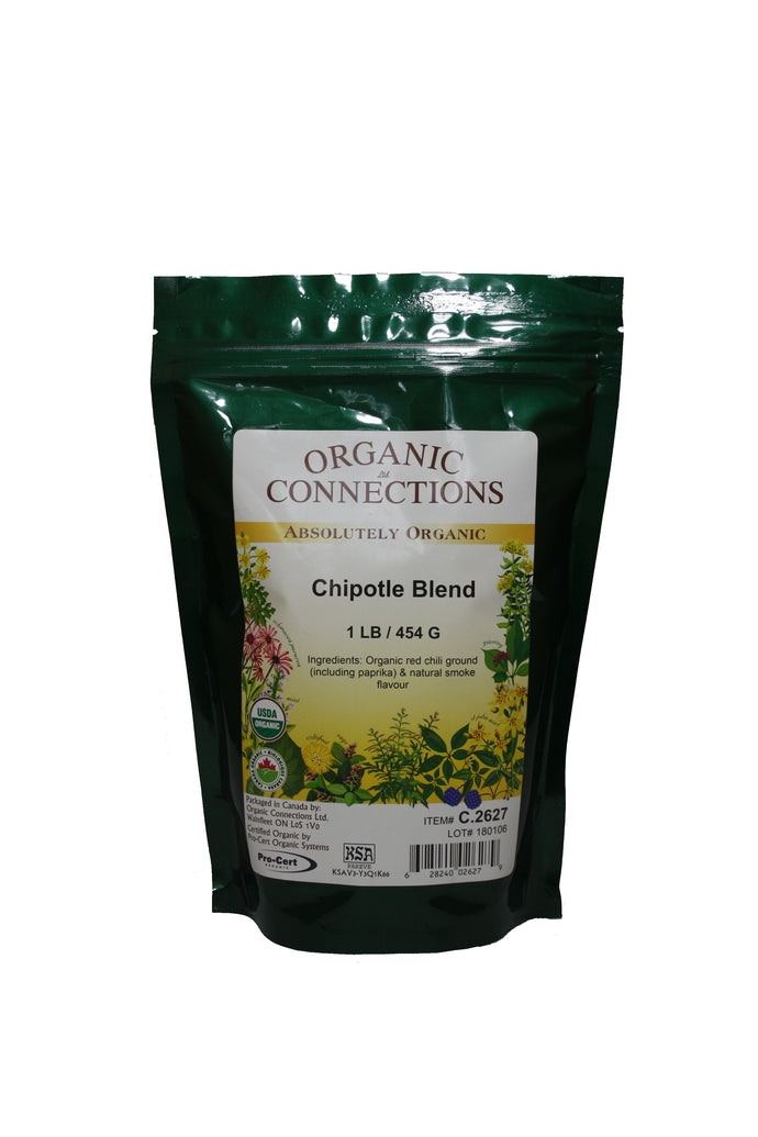 Organic Connections, Chipotle Blend, Organic (1 lb)