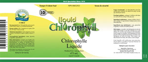 Nature's Sunshine Products, Chlorophyll, Liquid, Paraben-free (473 ml)