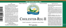 Nature's Sunshine Products, Cholester-Reg II (90 Capsules)