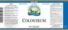 Nature's Sunshine Products, Colostrum, 325 mg (90 Capsules)