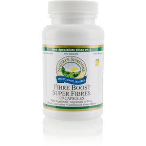Nature's Sunshine Products, Fibre Boost (120 Capsules)