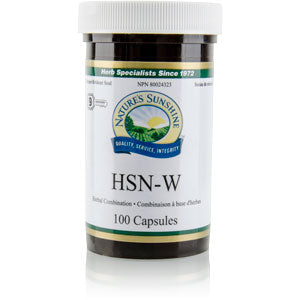 Nature's Sunshine Products, HSN-W (100 Capsules)
