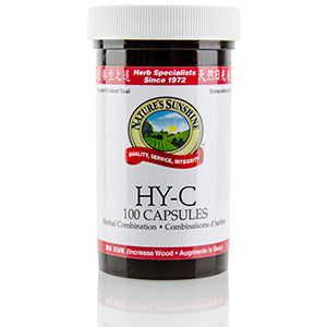 Nature's Sunshine Products, HY-C (100 Capsules)