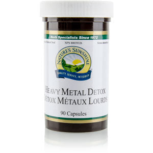 Nature's Sunshine Products, Heavy Metal Detox (90 Capsules)