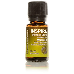 Nature's Sunshine Products, Essential Oil, INSPIRE Uplifting Blend (15 ml)