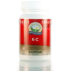 Nature's Sunshine Products, K-C (30 Capsules)