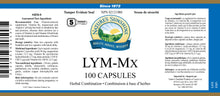 Nature's Sunshine Products, LYM-Mx (100 Capsules)