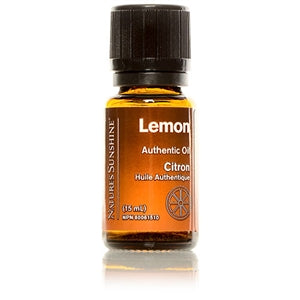 Nature's Sunshine Products, Essential Oil, Lemon (15 ml)