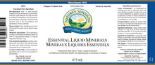 Nature's Sunshine Products, Essentials Liquid Minerals (473 ml)