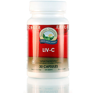 Nature's Sunshine Products, LIV-C (30 Capsules)